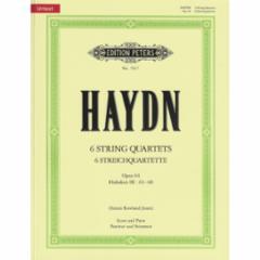 Six String Quartets, Op. 64 Hoboken III: 63-68