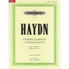 Six String Quartets, Opus 71 and Opus 74 Hoboken III: 69-74