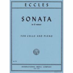 Sonata in G Minor for Cello and Piano