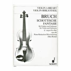 Schottische Fantasie in Eb Major, Op. 46 for Violin