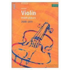 Selected Violin Exam Pieces 2008-2011 (ABRSM)