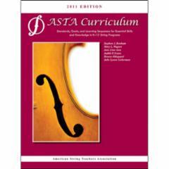 ASTA Curriculum (2011 Edition)