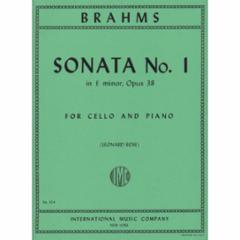 Sonata in E Minor No. 1 Op. 38 for Cello