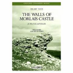 The Walls of Morlais Castle (Oboe, Viola and Cello)