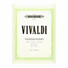 Concerto in G Major, Op.3, No.3, RV 310 for Violin and Piano
