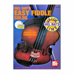 Mel Bay's Easy Fiddle Solos