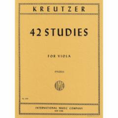 42 Studies for Viola
