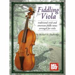 Fiddling For Viola