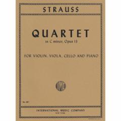 Piano Quartet in C Minor, Op. 13