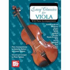 Easy Classics for Viola