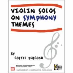 Violin Solos on Symphony Themes