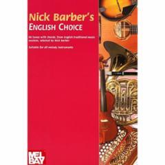 Nick Barber's English Choice