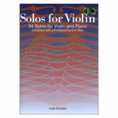 Solos for Violin: 34 Solos