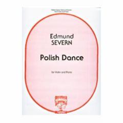Polish Dance for Violin and Piano