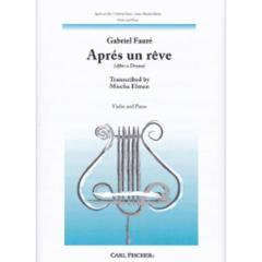 Apres un Reve (After a Dream) for Violin
