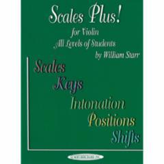 Scales Plus! for Violin