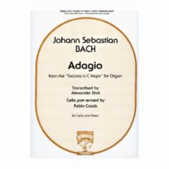 Adagio from  Toccata in C Major  for Organ