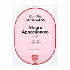 Allegro Appassionato, Op. 43 for Cello and Piano