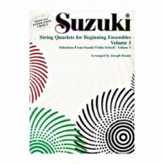 String Quartets for Beginning Ensembles