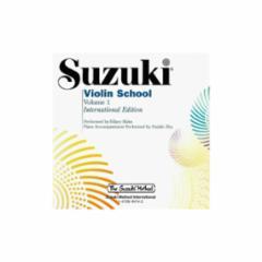 Suzuki Violin School: Compact Discs Volumes 1-6 (Performed by William Preucil)