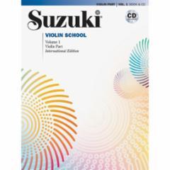 Suzuki Violin School: Violin Part and CD Combo Pack