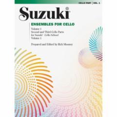 Ensembles for Cello