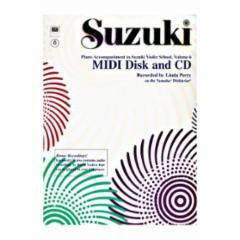 Suzuki Violin School, MIDI Disk /CD-ROM Accompaniments