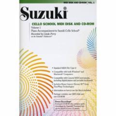 Suzuki Cello School: MIDI/CD ROM Accompaniments