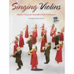 Singing Violins for Violin Solo or Ensemble
