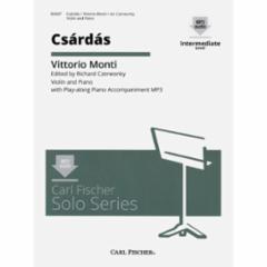 Csardas (Czardas) for Violin and Piano