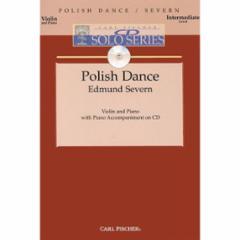 Polish Dance for Violin with CD Accompaniment