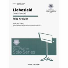 Liebesleid (Love's Sorrow) for Violin with CD Accompaniment