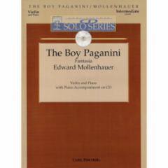 The Boy Paganini (Fantasia) for Violin and CD Accompaniment