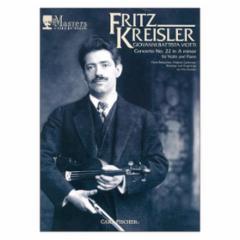 Concerto No. 22 in A Minor for Violin and Piano
