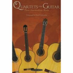 Quartets for Guitar: Three Intermediate Works