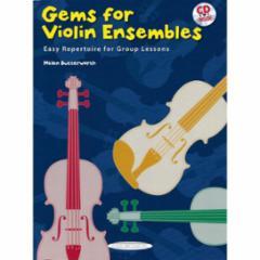 Gems for Violin Ensembles (Books 1 & 2)