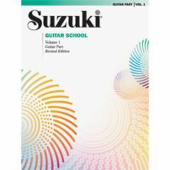 Suzuki Guitar School: Guitar Parts