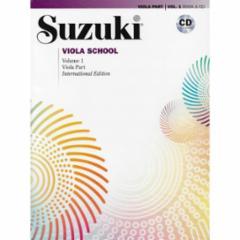 Suzuki Viola School: Book and CD Combo Pack