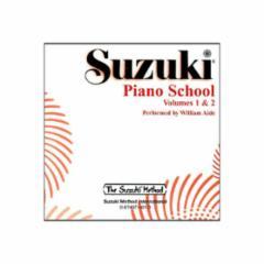 Suzuki Piano School: Compact Discs (Performed by William Aide)