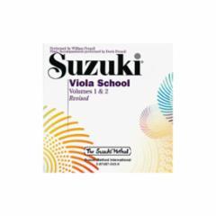 Suzuki Viola School: Compact Discs (Performed by Bill Preucil)