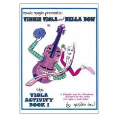The Viola Activity Book: Vinnie Viola and Bella Bow