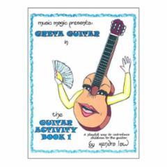 The Guitar Activity Book: Greta Guitar