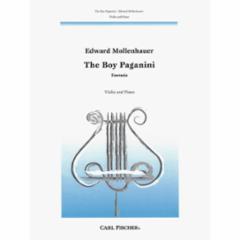 The Boy Paganini Fantasia for Violin and Piano