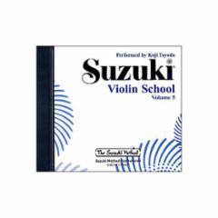 Suzuki Violin School: Compact Discs Volumes 5-8 (Performed by Koji Toyoda)