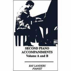Second Piano Accompaniment for Piano Students & Teachers