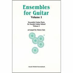 Suzuki Guitar School: Ensembles for Guitar