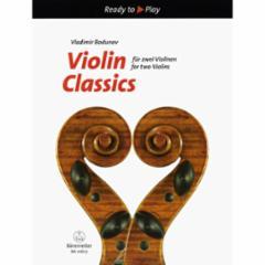 Violin Classics for Two Violins