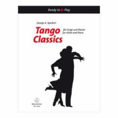 Tango Classics for Violin and Piano