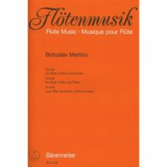 Sonata for Flute, Violin, and Piano