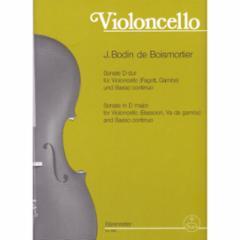 Sonata in D Major for Cello and Basso continuo